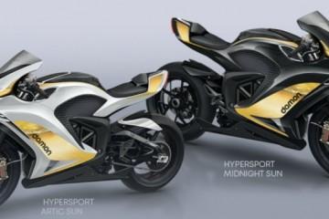 电动摩托车「DamonMotorcycles」获300万美元融资想用技能提高骑手安全系数