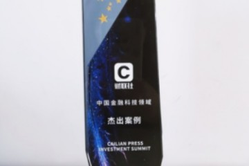 """苏宁金融荣获""""2020中国金融科技领域杰出案例""""奖"""